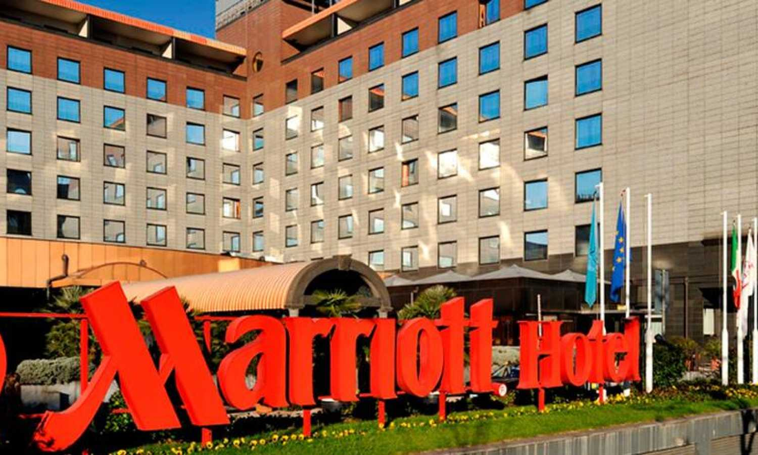 Stay at Marriott